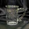 Чашка с дубовым листочком